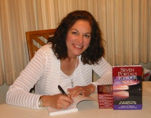 Marcia cropped Book Signing
